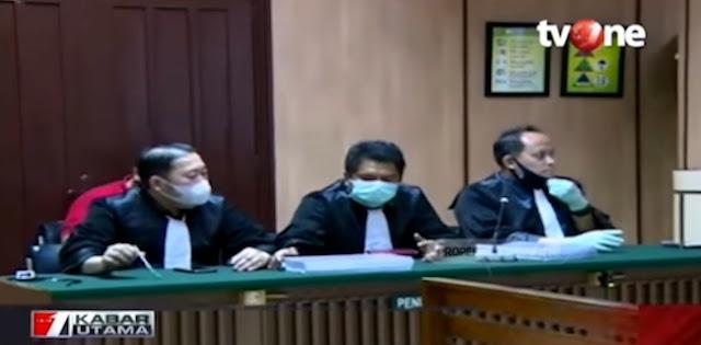 Fedrik Adhar, Jaksa Penuntut Novel Baswedan Punya Kekayaan 5,8 M Di Tahun 2018