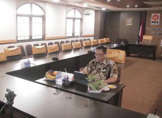 Refleksi 2020, Fraksi PKS DPRD Jabar Minta Bansos Covid-19 Dilanjutkan Tahun 2021