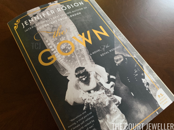 TCJ Book Club Discussion: THE GOWN