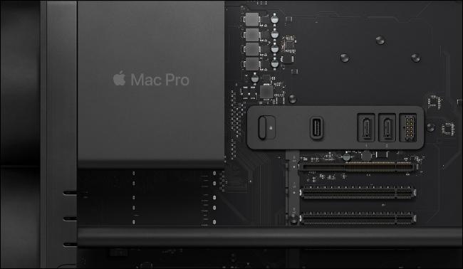 أجهزة Mac Pro.