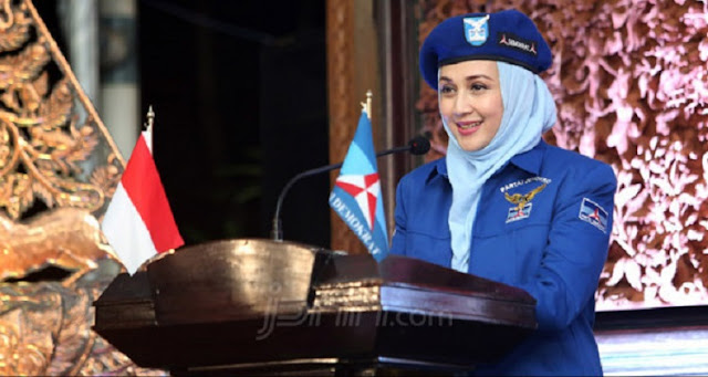 Artis-artis Cantik Ramaikan Pilkada  Kabupaten Bandung 2020
