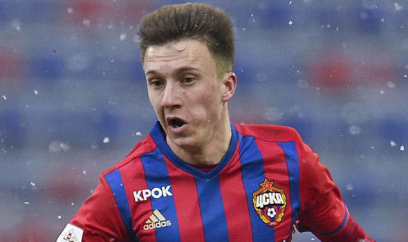 Arsenal set to complete surprise Aleksandr Golovin move
