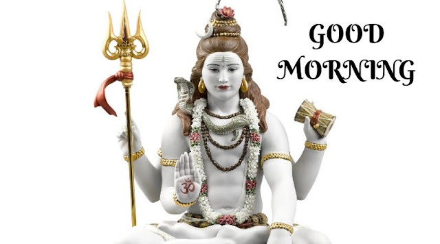 good morning images lord shiva