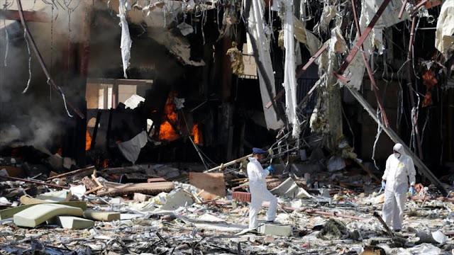 Irán pide a la ONU facilitar envío de ayuda urgente a Yemen