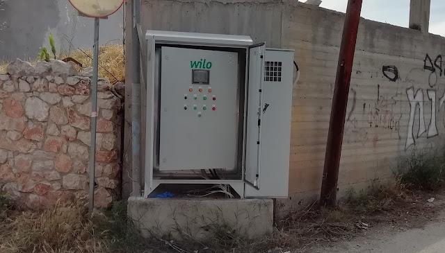 Αναβάθμιση και εκσυγχρονισμός αντλιοστασίου λυμάτων από την ΔΕΥΑ στο Ναύπλιο