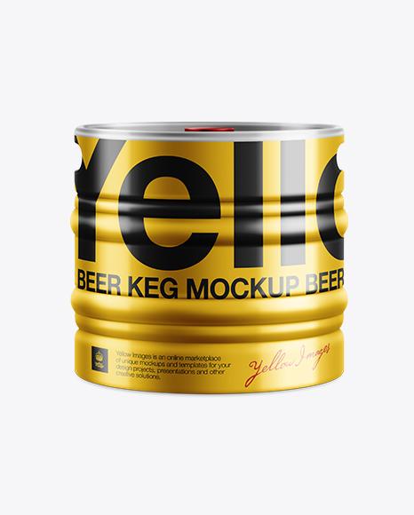 60 Best Barrel Mockup Templates Free Premium