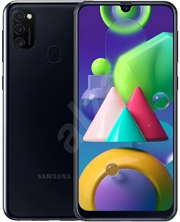 full features and specifications of samsung galaxcy m21