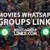 Latest Movie WhatsApp Group Links