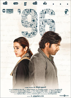 96 (2019) Movie Hindi Dubbed 300mb 480p 720p HDRip