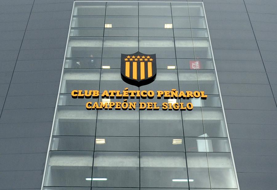 architettura campeon del siglo penarol