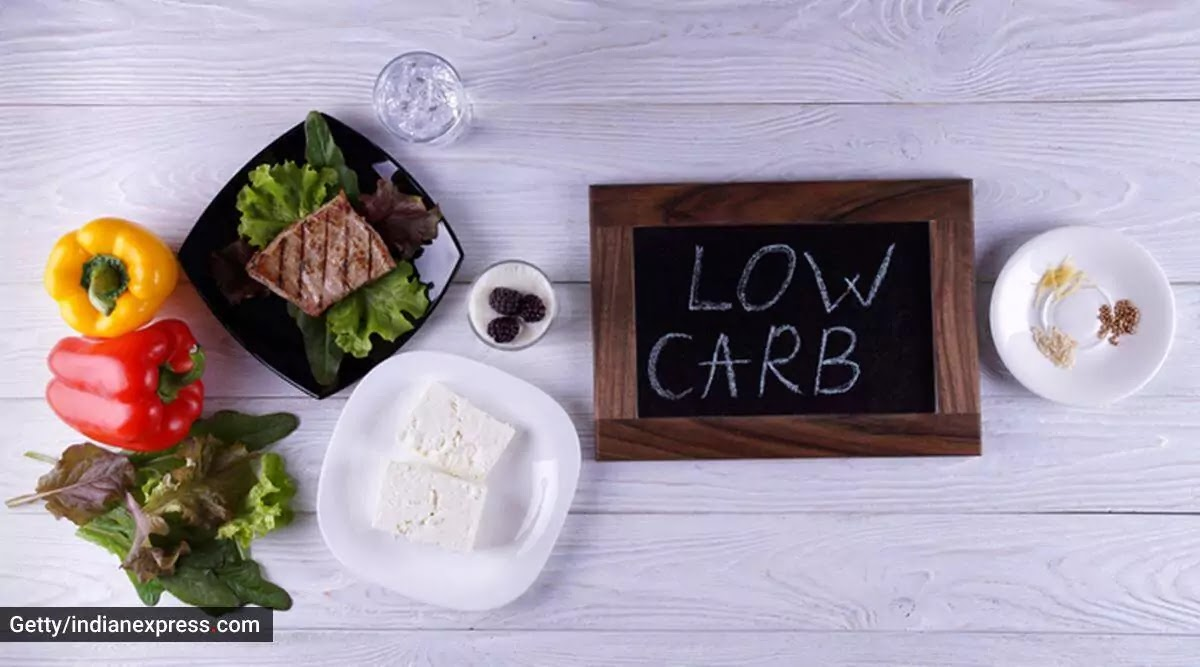 Low carb diet to manage diabetes