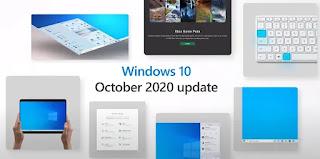 aggiornamento windows 10 20H2