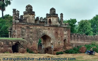 Historical Daudnagar fort|Daudnagar kila|दाउदनगर किला