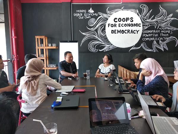 Startup Coop: Cara Baru Milenial Berkoperasi