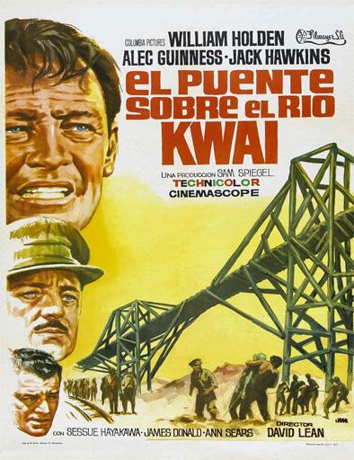 Ver El puente sobre el río Kwai (1957) Online