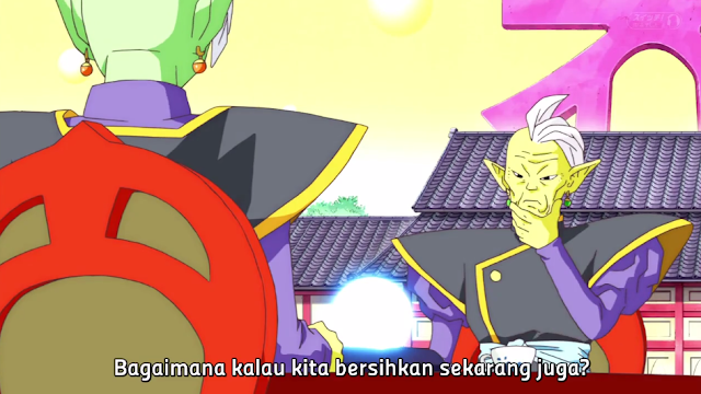 Dragon Ball Super Episode 54 Subtitle Indonesia