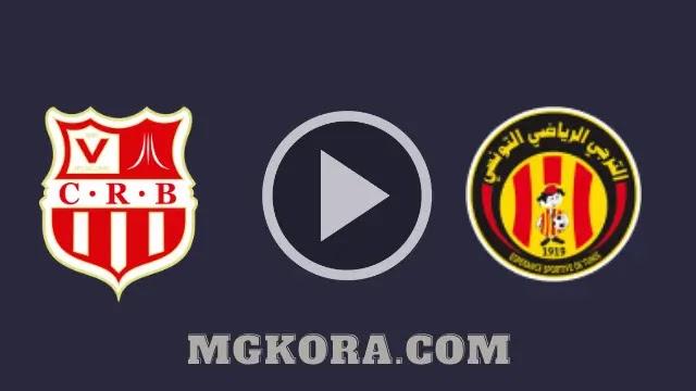 مشاهدة مباراة الترجي ضد شباب بلوزداد بث مباشر اليوم في دوري أبطال أفريقيا