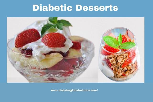Diabetic Desserts