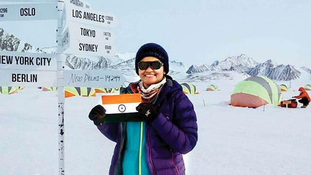 IPS officer Aparna Kumar to be conferred Tenzing Norgay National Adventure Award 2018