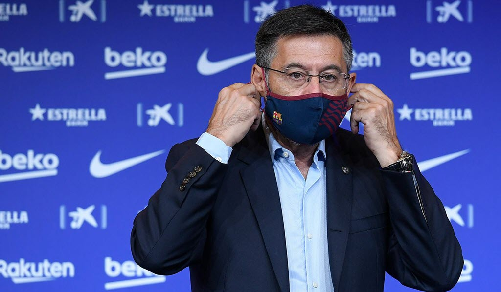 Messi không còn đường lùi tại Barca