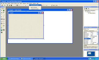 Database Microsotft Access melalui Microsoft Visual Basic 6.0