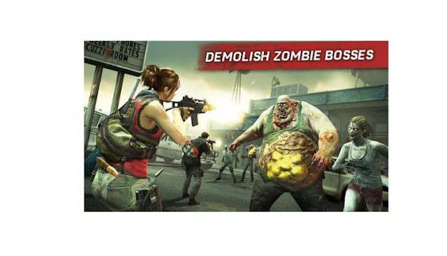 Download Left To Survive: PvP Zombie Shooter 3.7.0 Apk + Mod + Data