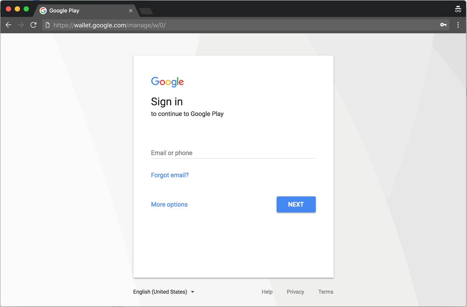 美國Google Play Gift Card儲值教學