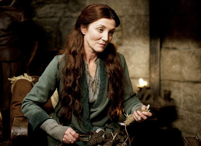 Michelle Fairley as Catelyn Tully