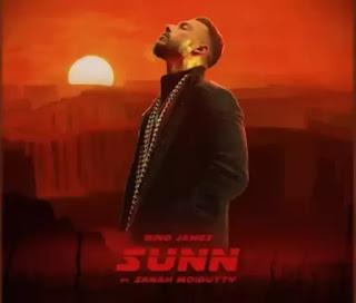 Dino James - Sunn Lyrics ft. Sanah Moidutty