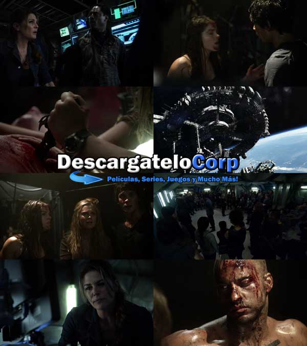 The 100 Temporada 1 HD Latino