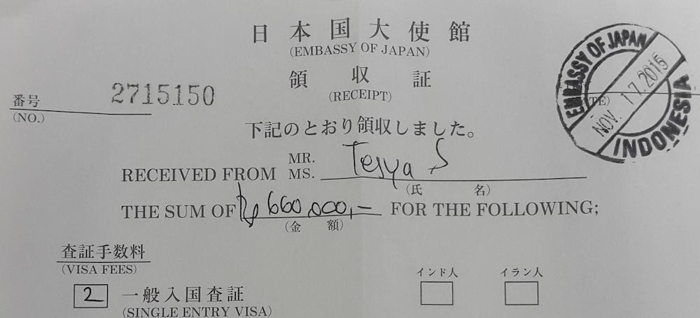 Kiddos Travel Stories Mengajukan Visa Ke Jepang Untuk Anak The