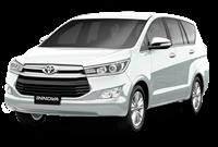 Sewa mobil Innova Reborn murah di Malang dengan Sopir