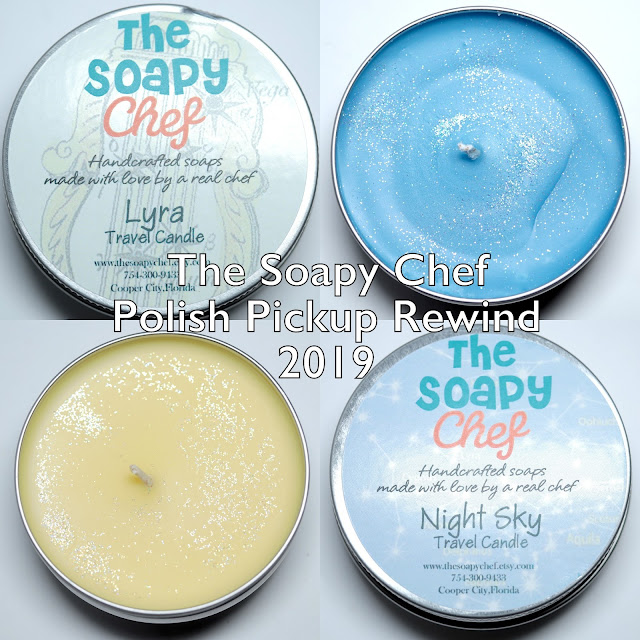 The Soapy Chef Polish Pickup Rewind 2019