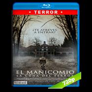 El manicomio: La cuna del terror (2018) BRRip 720p Audio Dual Latino-Aleman