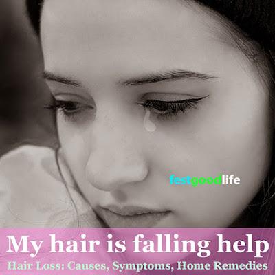 Hair Loss: Causes, Symptoms, Home Remedies