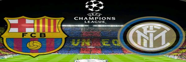 برشلونة يخطف نقطة من إنتر ميلا ويحتفظ بصدارة المجموعة الثانية