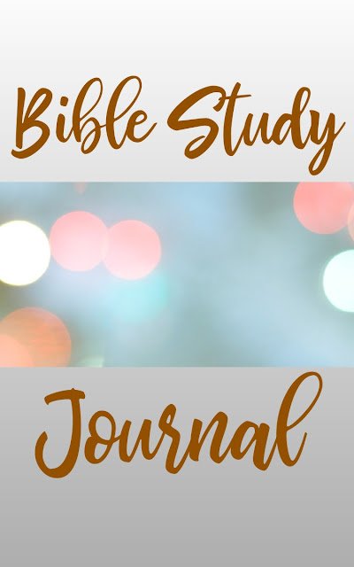 Awesome Journals To Write Your Insights And Thoughts During Bible Study | 10 Beautiful Blank Paperback Bible Study Writing Journals