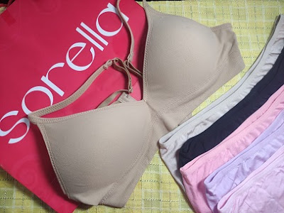 review bra tanpa kawat sorella