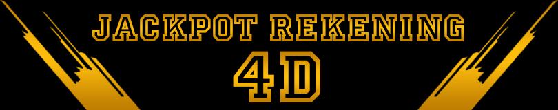 Jackpot 4D Rekening