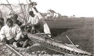 Kayak builders, from Kayaks of Alaska