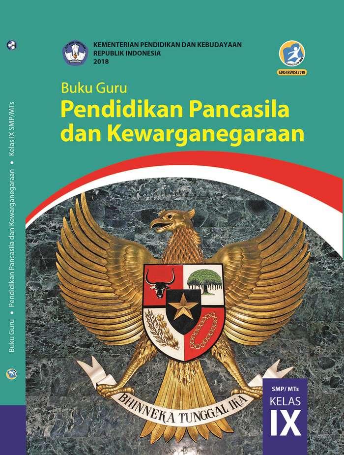 Buku Guru Kelas 9 Pendidikan Pancasila dan Kewarganegaraan