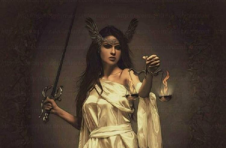 Nêmesis: A Deusa da Vingança e da Justiça Distributiva