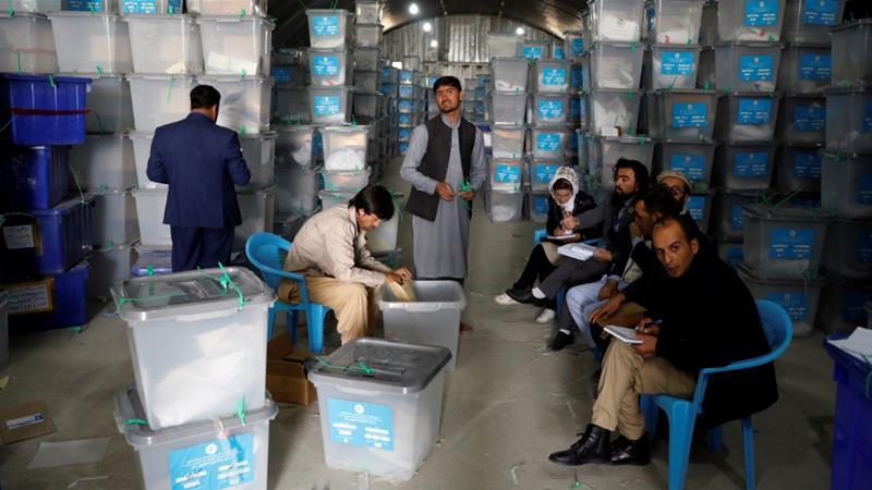 Afghanistan preliminary election results delayed until November