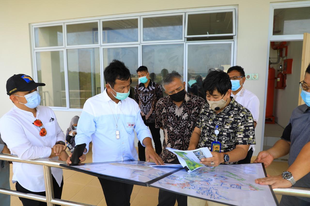 Kepala BP Batam: IPAL Bentuk dari Upaya Mengamankan Lingkungan
