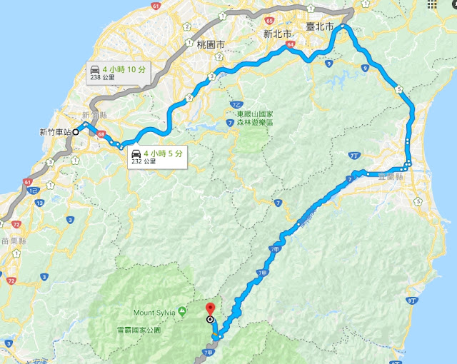 1519134468407 - 台中登山│台灣第二高峰,雪山主峰、東峰兩天一夜攻頂!這兩天是我最難熬的一夜