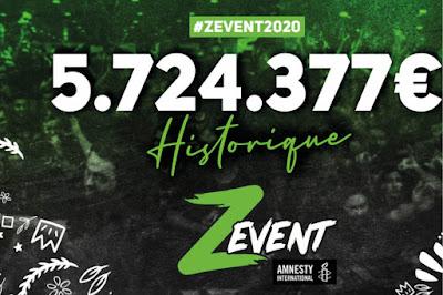 Z event Amnesty