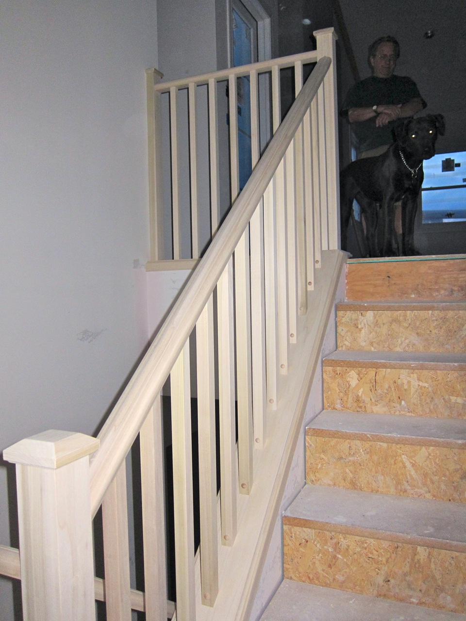 Payson Ponderings: Stair Banister