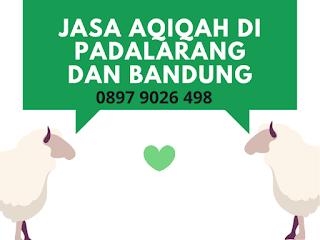 Jasa Aqiqah di Padalarang, Bandung Barat