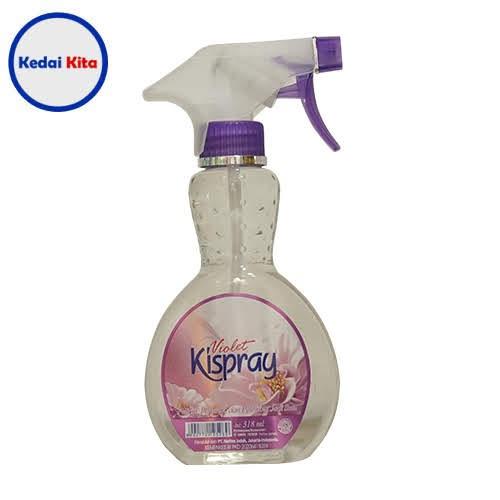 Kispray violet Botol  318 ML