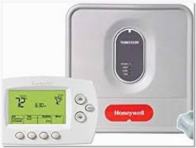 Honeywell wifi thermostat with wireless remote sensor